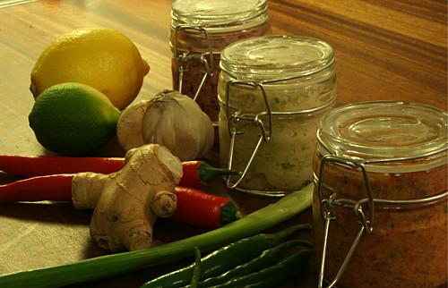 Karry- og rejepasta - et must i det asiatiske køkken