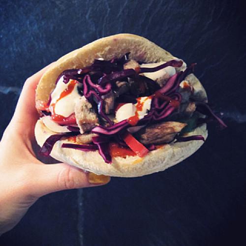 Alternativ döner kebab