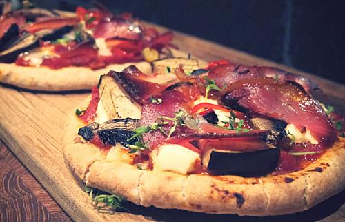 Pita-Pizza