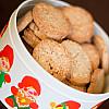 Mandel-småkager