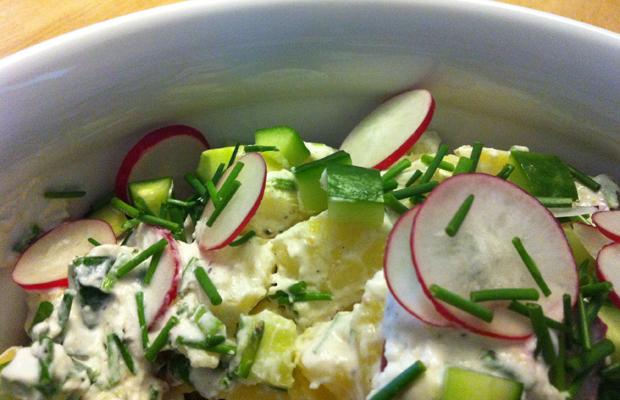 Fynsk kartoffelsalat