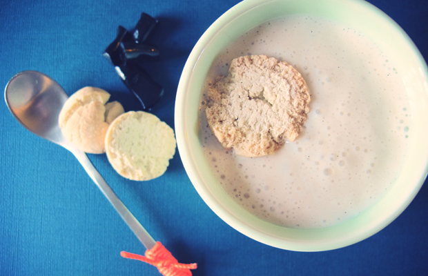koldskål med kaffe og lakrids_1