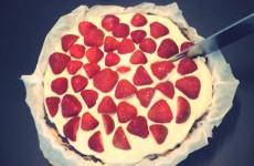 Jordbærtærte_1