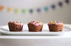 chokolade-cupcakes