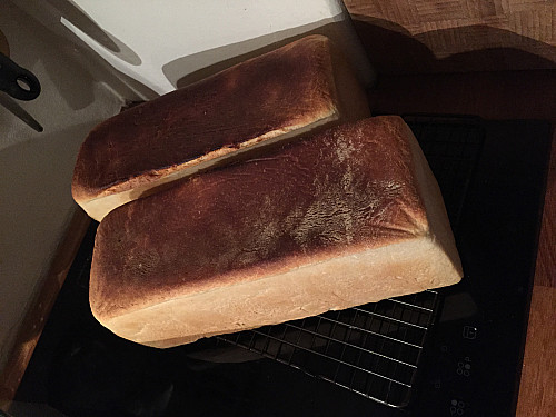 Sandwich brød/Toast brød