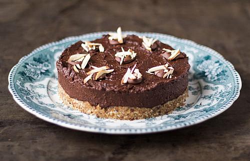 Bananasplit-brownie fra bogen Sundere Kager