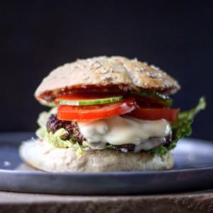 Hjorteburger